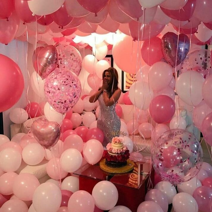 Buy Balloon Decoration Surprise Online From The Love Point