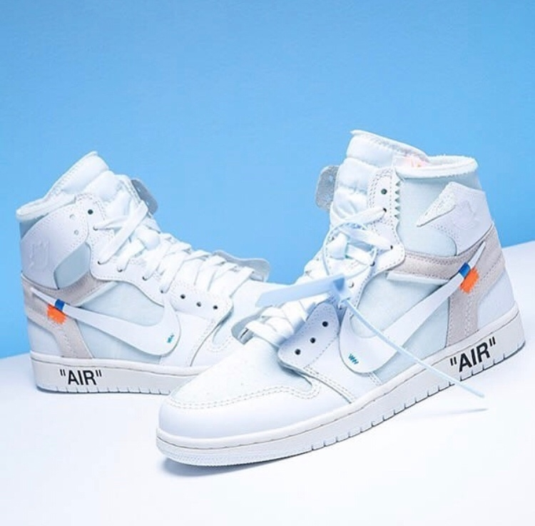 794e2933a8b5 Buy Air Jordan 1 Retro Off White X (With Extra Color Less ) online ...