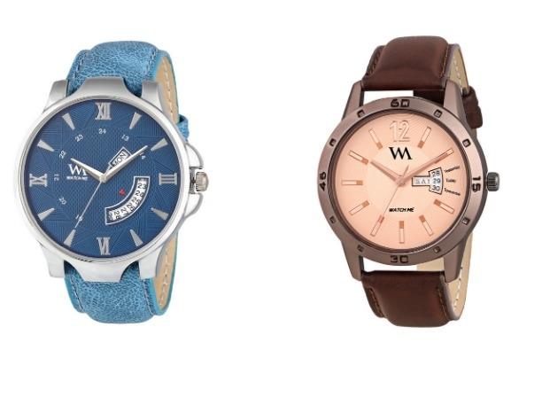 Combo Wrist Watch For Men's SKU: DDWM-044-34etekjo (Code: 2GMX)
