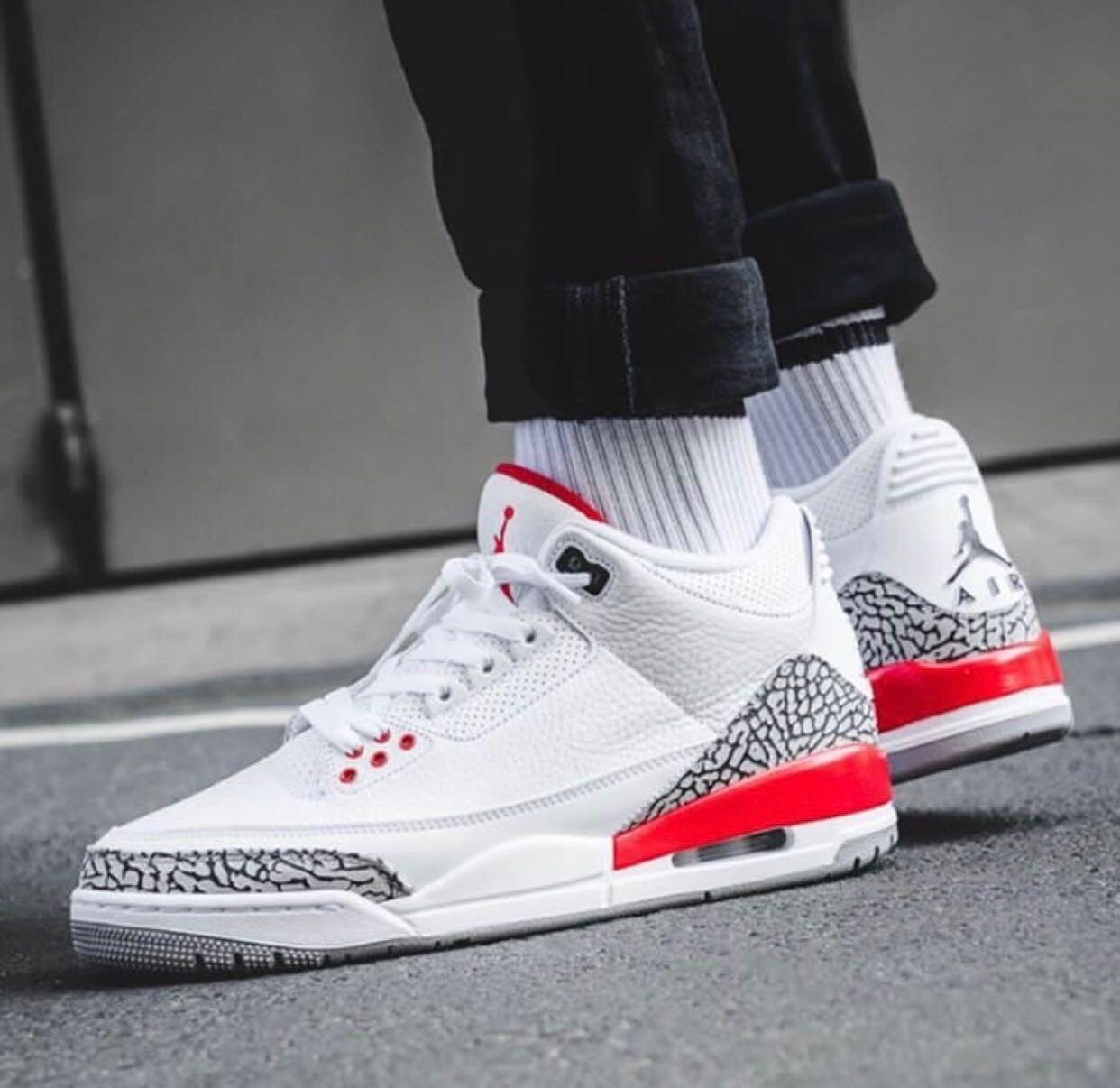 b369dbe0e3b Buy Nike✅Air Jordan Retro-3 Katrina online from outlook_luxuries
