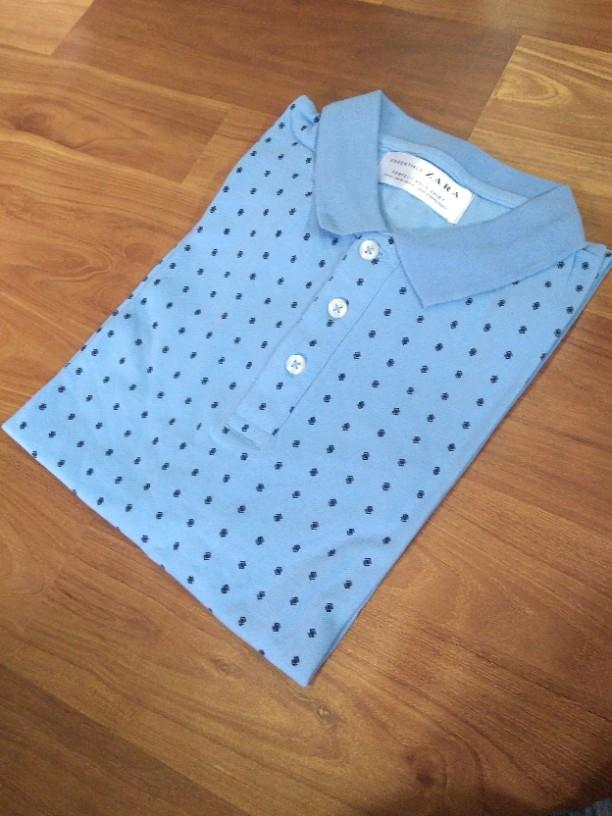 d7a525f4 Buy ZaraMan Polo T-shirts online from ONLINE SHOPPING VILLA