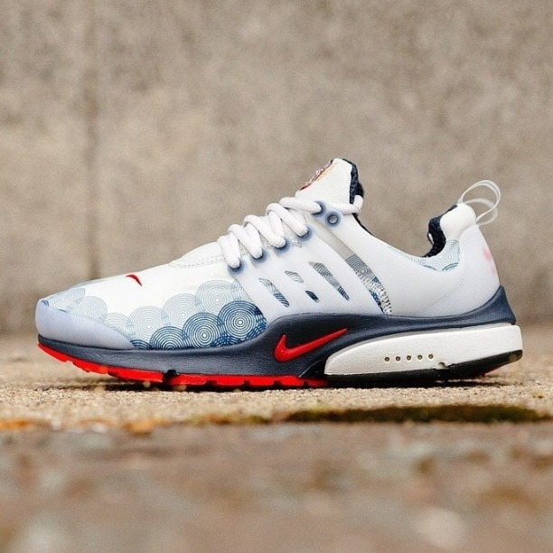 new concept 51d72 47f97 Buy NIKE✓AIR PRESTO GPX  OLYMPIC  (NEUTRAL GREY   COMET RED - OBSIDIAN -  BLACK) online from Shoetrendz