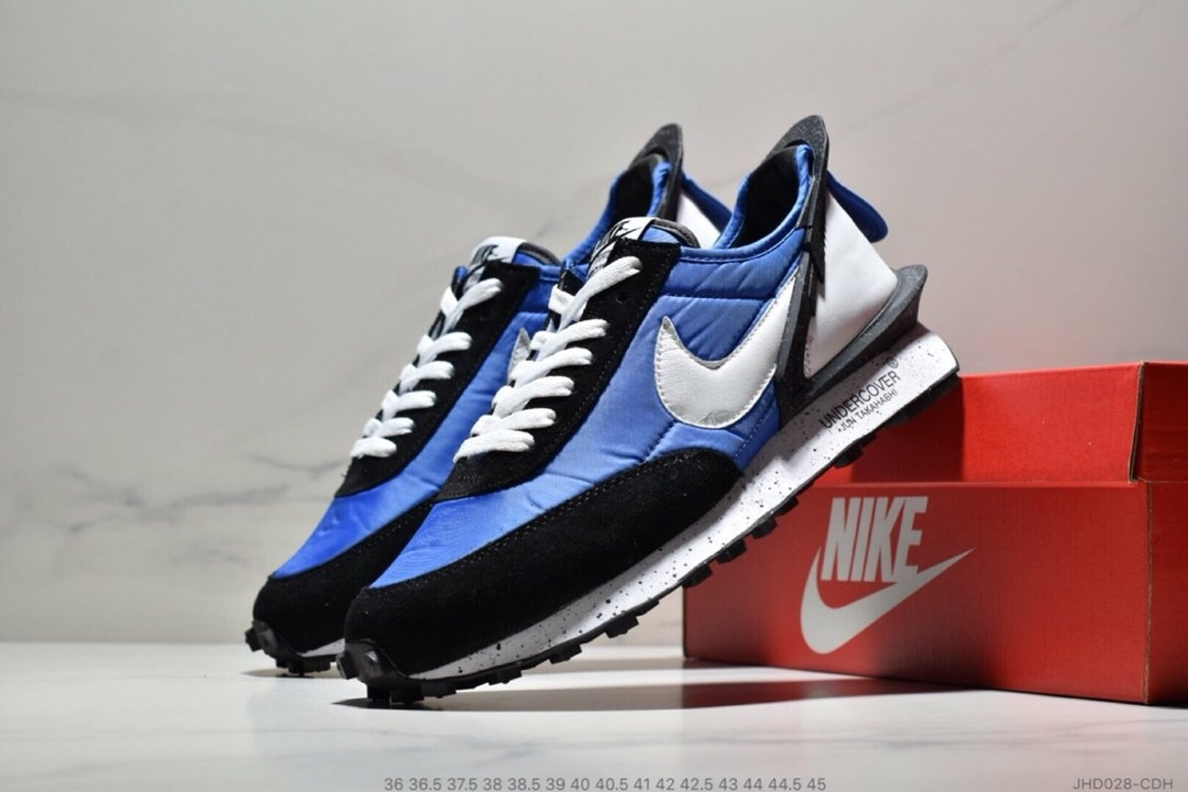 Buy Nike✅Waffle Racer X Undercover Blue online from Trendzone cb8d5a03d