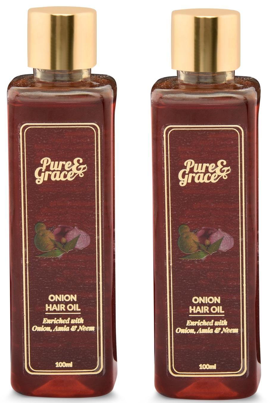 Pure & Grace Onion Hair Oil