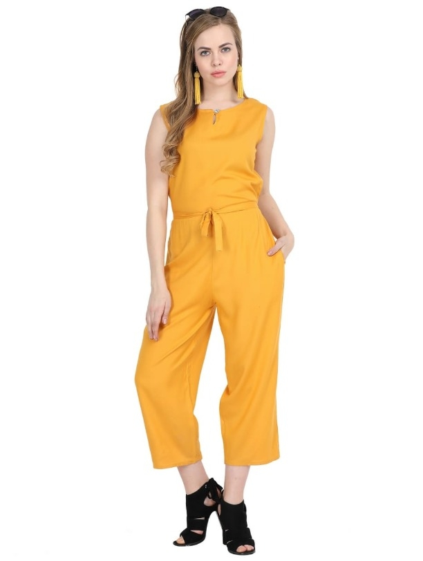outlet on sale 100% high quality shopping Buy Precious Rayon Jumpsuit (Code: 135A) online from Styleesh Store