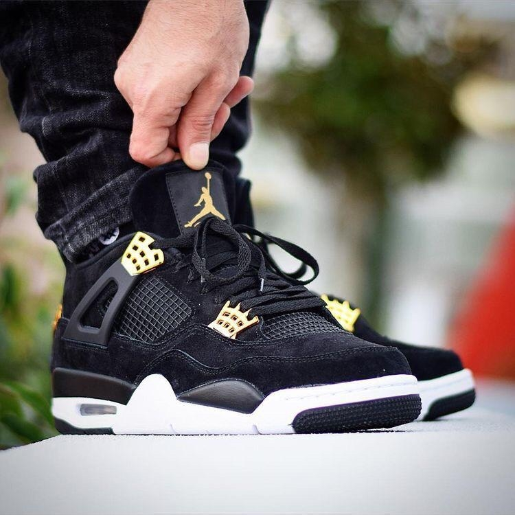 """best authentic 88759 d292a Buy Air Jordan Retro 4 """"Royalty"""" online from fashion box"""