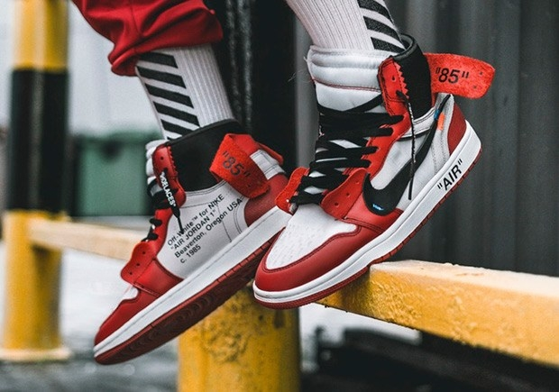65aa97e85278b8 Buy Air Jordan 1 Retro X Off White   With Extra Color Laces   online ...