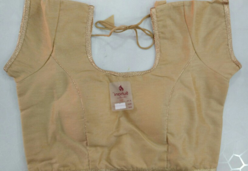 49bc8411b33a29 Buy Plain Golden Blouse for Daily Use online from Womanora