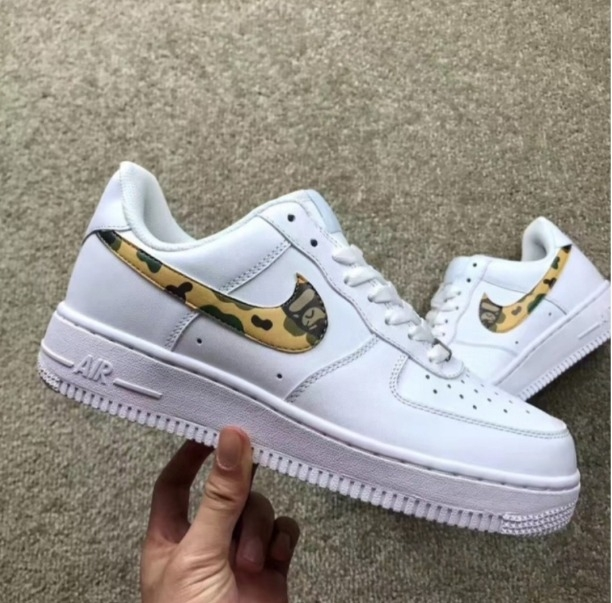 ba63fbc1ce73 Buy NIKEE AIRFORCE (CAMO) 24JAN019 online from THE DOPE SHOP