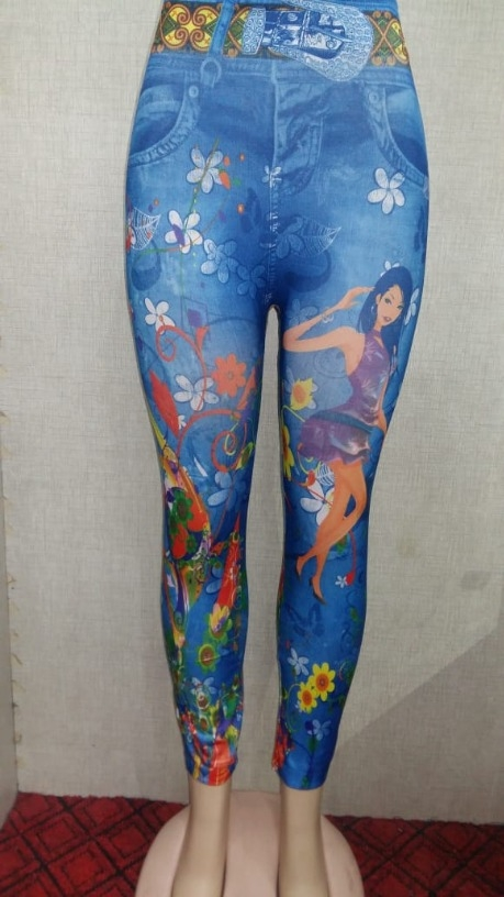 257441f5f332a Buy Women's Printed Jeggings (Code: 4D7R) online from Trend Set