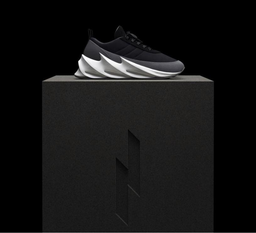 adidas shark noir