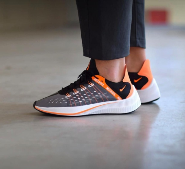a7d2b1333b68 Buy NIKEE EXP-EX14 (GREY-ORANGE) 04NOV018 online from THE DOPE SHOP