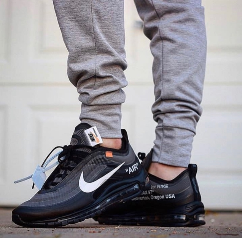 ceb94165d56d Buy Nike✓️Air Max 97 Off White Black online from Shoetrendz