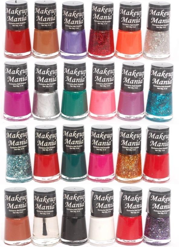 Makeup Mania Exclusive Nail Polish