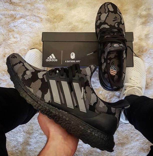 a8883764daa Buy Adidass Ultra boost bape online from Shoetrendz