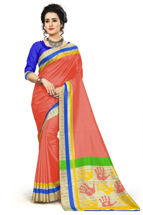 52b95b326 Trendy Mysore Silk Solid With Printed Regular Saree (Code  C431646)