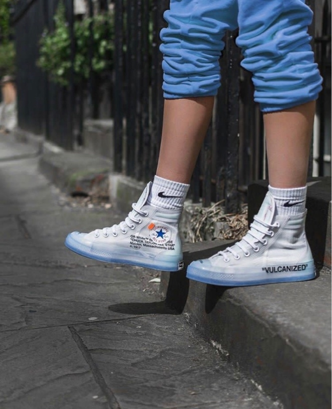2e879aff199f Buy Converse Off White X ( With Original Box Pack ) online from ...