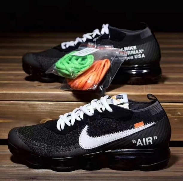 abb908d6a81a Buy NIKEE VAPORMAX (BLACK - OFF WHITE) 20OCT018 online from THE DOPE ...