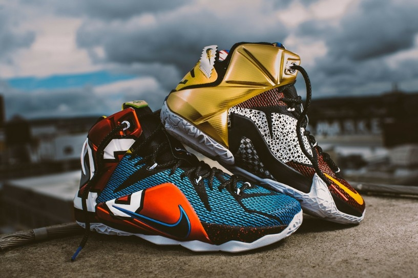best loved 9e2a0 b4816 LeBron 12 Limited Edition 👟