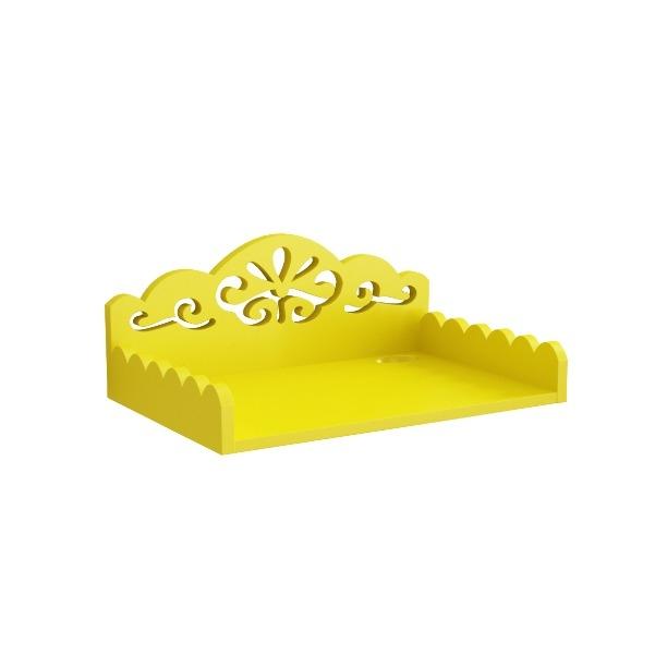 Carved Set Top Box Holder SKU - Sh988 (Code: 1IJS)