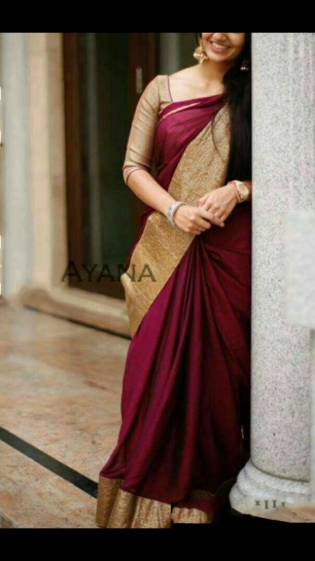 buy retro style saree online from madhav boutique