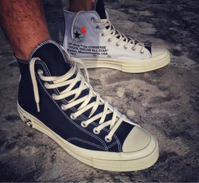 Buy Off White x Converse Chuck Taylor