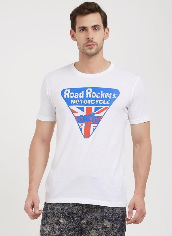 2c1c6df5 Buy Slim Fit T-Shirt SKU : RT-127 (Code: 213L) online from Aditya Kart