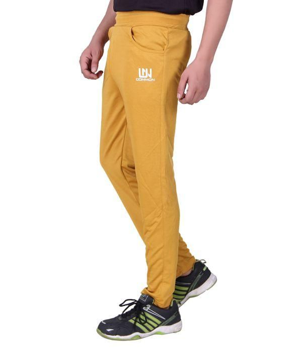 Uncommon Micro Polyester Blend Solid Regular Fit Track Pant