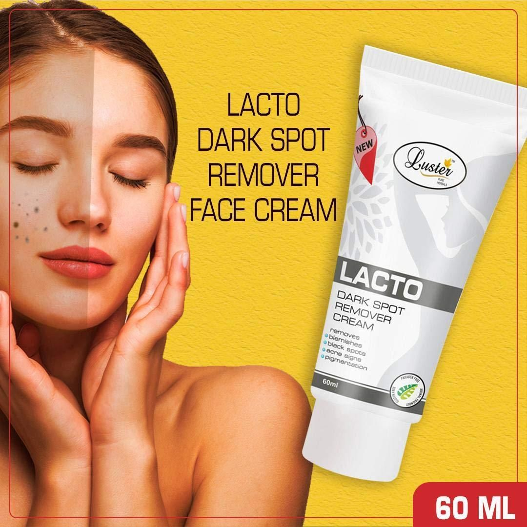 Luster Lacto Dark Spot Remover Cream (Pack Of 2)
