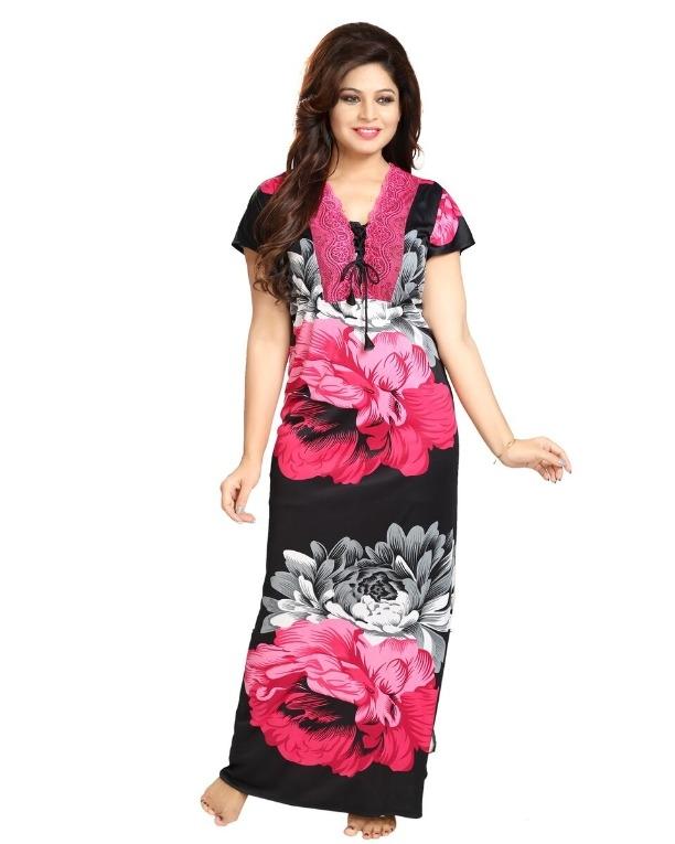 Buy Fancy Designer Nightwear DIL-11-PINK (Code  1FVC) online from ... 973db805d