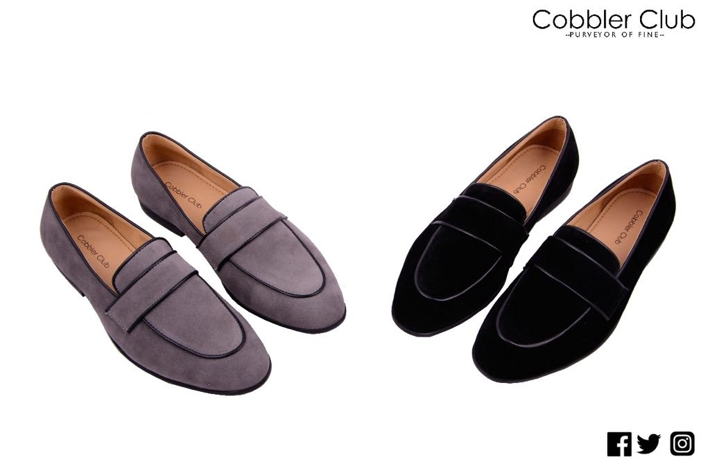 616354e5411 Buy Smart Suede Loafers. online from Cobbler Club