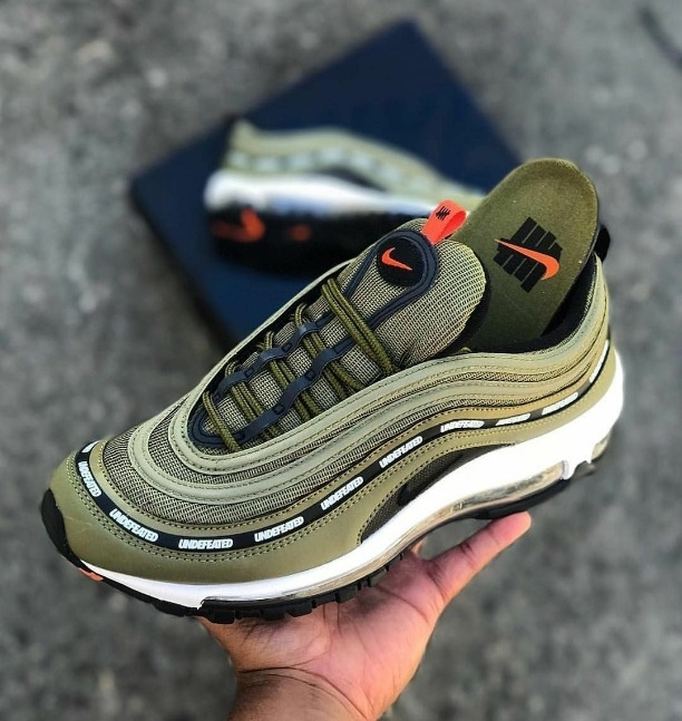 cbf52ce894 Buy UNDEFEATED NikeAir Max 97 Olive online from Shoetrendz