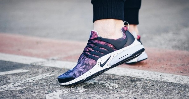"cc434707885f Buy Nike✓Air Presto GPX ""Midnight Tropical"" - Aluminium   Black - White -  Dusty Grey online from Shoetrendz"