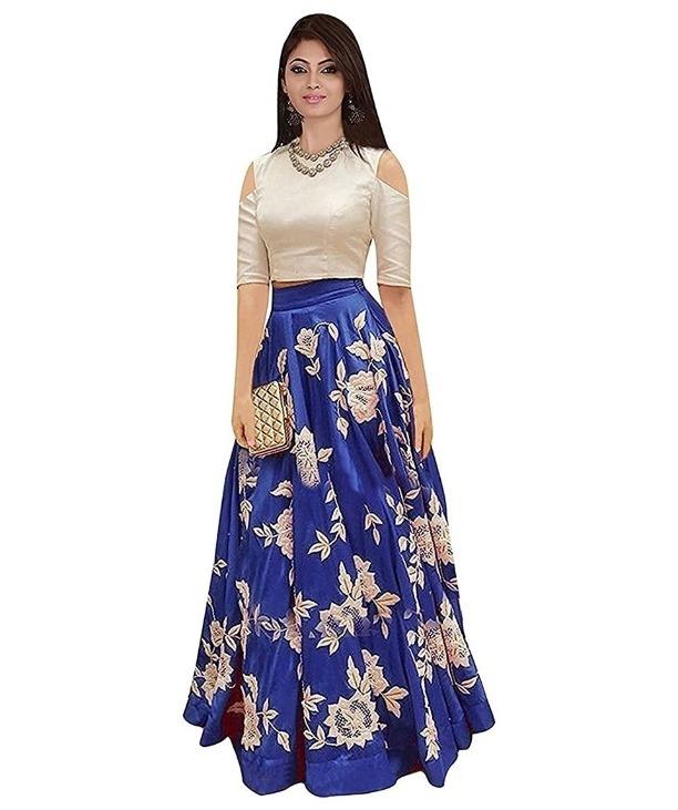 d4fa956c4 Buy Elegant Bangalory Silk Lehenga Choli (Code  11E5) online from Vihaan  Enterprise