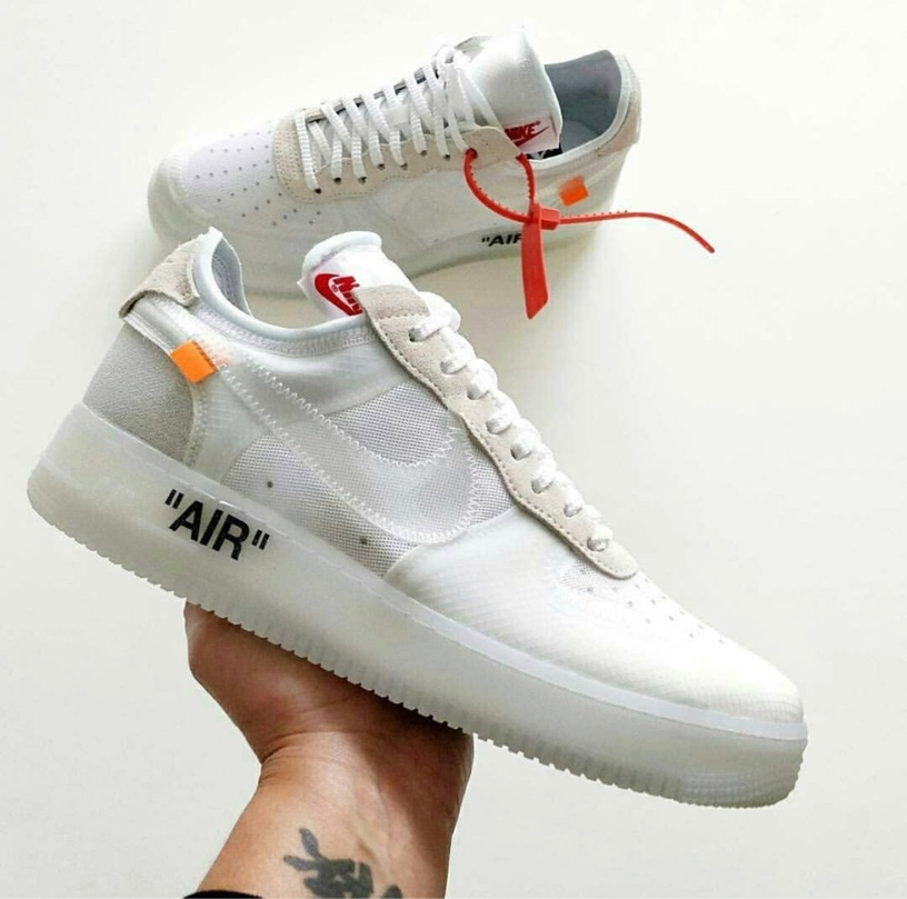 5d22f954c82c Buy Nike✓️Airforce Off White X online from Shoetrendz