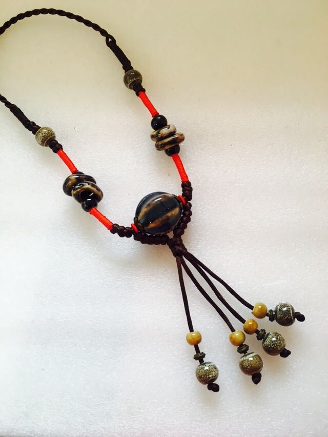 Buy swanklet fashion Jewellery Stylish Party Wear Crystal Long ...