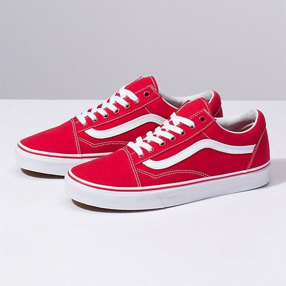 d6388f7ee0cc Buy Vans off the wall red online from fashionsafilo