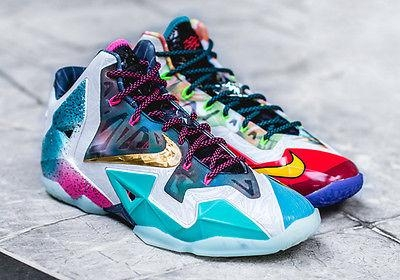 49bf77ebe94d Buy NIKEE LEBRON-11 29NOV018 online from THE DOPE SHOP