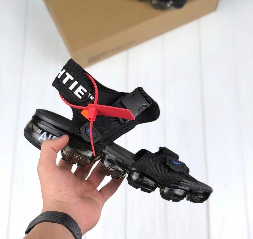 Offwhite X Nike Air Vapormax Sandal