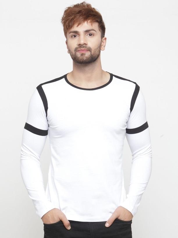 5a70da083ce53 Buy Attractive Men's T-shirt (Code: C363952) online from jangir online  shopping hub
