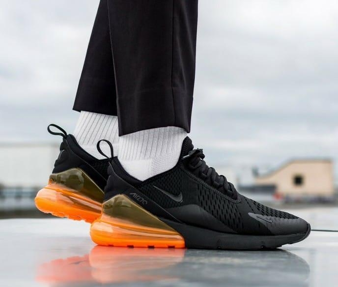 huge discount 156b1 243bd Buy Nike Air 270 Shoes 👟 online from shoes world 11