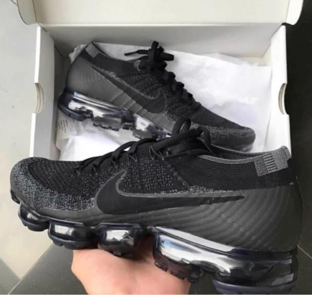 ed128229bf0 Buy Nike✓️Vapormax Triple Black online from Shoetrendz